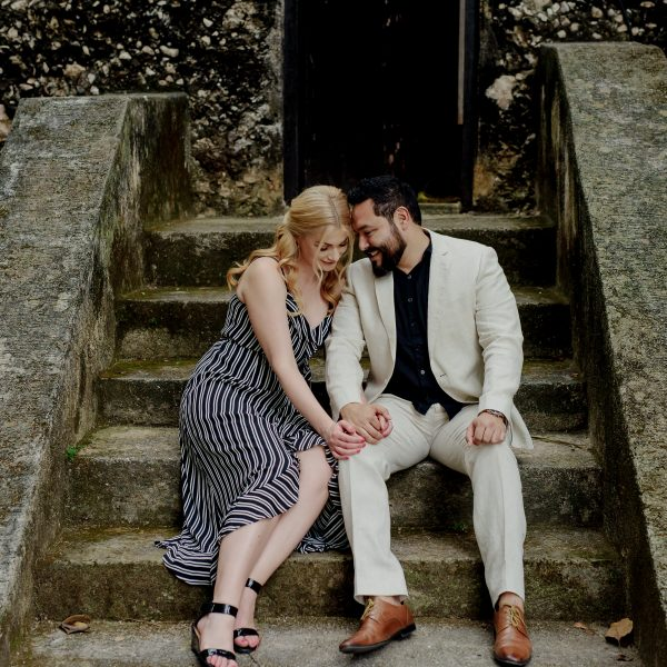 Fotógrafo de bodas en  Valladolid  || Sesión Casual  Luis & Andrea