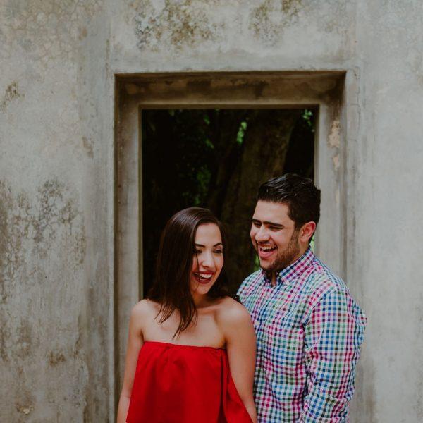 Tekik de Regil, Engagements: Alejandra & Beto