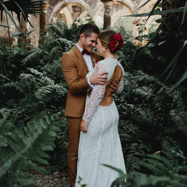 Hacienda Uayamon Wedding Photographer   Balint & Panni