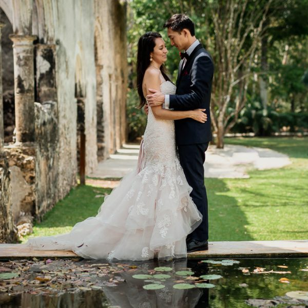 Tea Ceremony Wedding in Hacienda Uayamon | Vicent + Krystal.