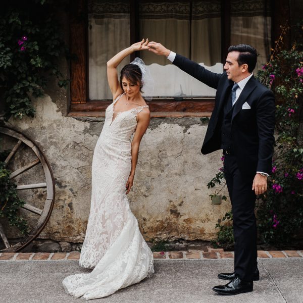 Mexico Wedding Photographer | Hacienda San Juan Amalucan |