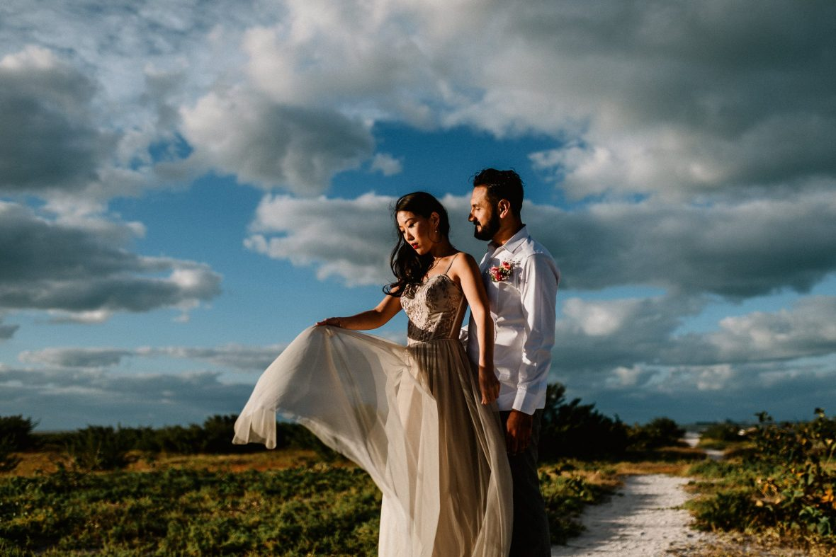 Elopement Wedding in Yucatan